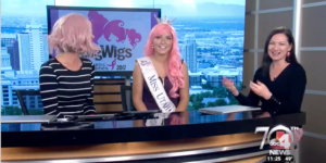 Good 4 Utah Komen interview JessiKate Riley