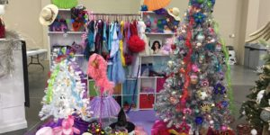 2017 Festival of Trees display