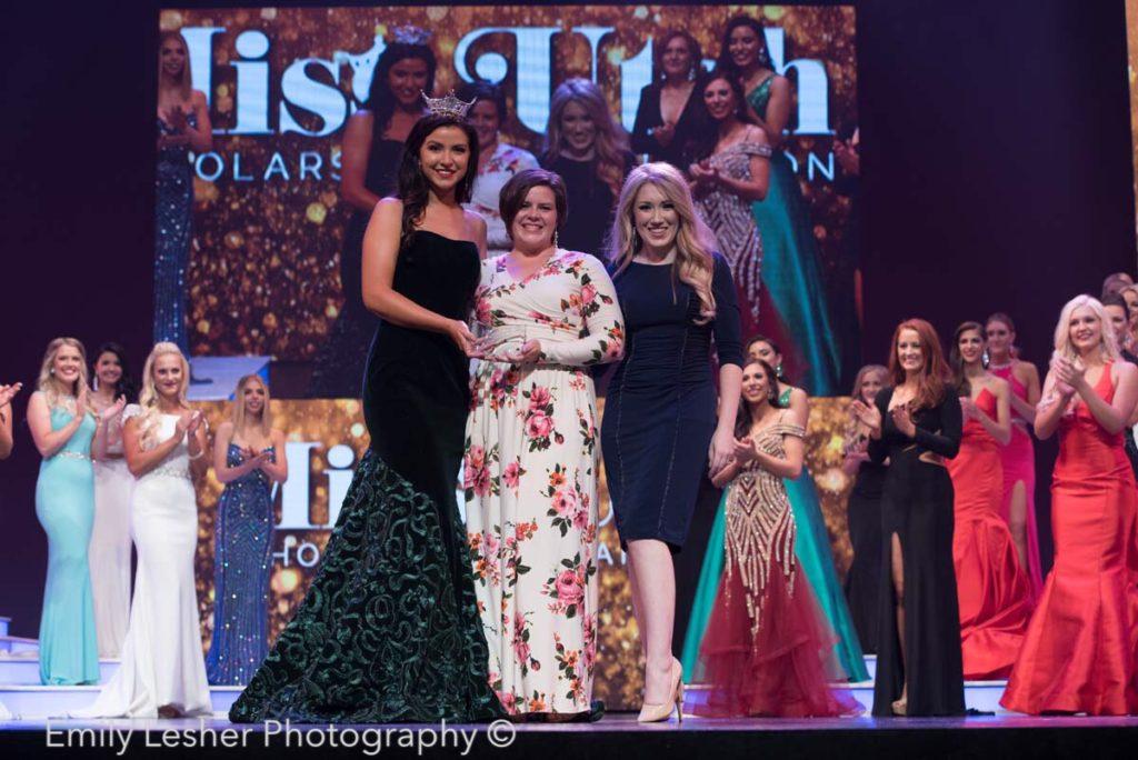 Miss Greater Salt Lake, Deseret, Timpanogos pageant directors