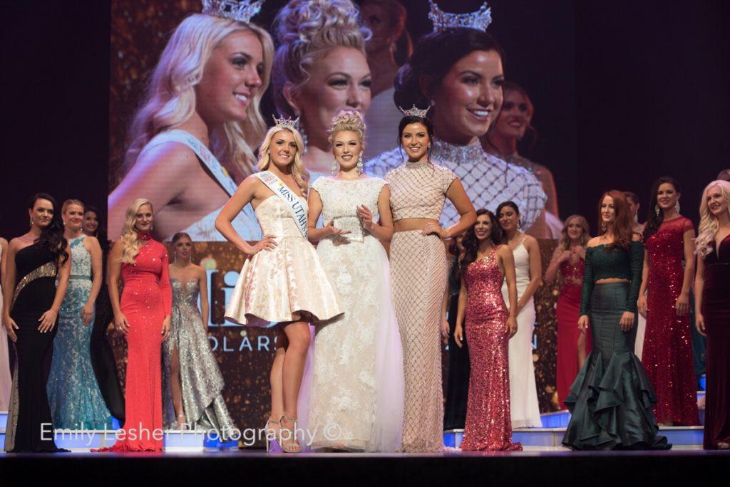 Kamri Campbell Miss America Serves