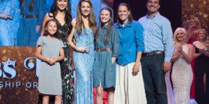 Anne Flinders Sadie Huish award