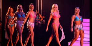 Miss Utah Swimsuit competition