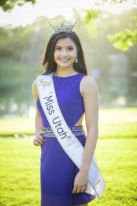 Miss Utah 2019 Dexonna Talbot