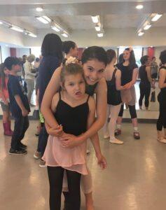 Ballet West mentor program