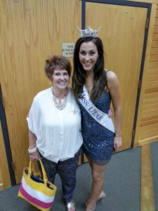 Miss Utah 2014, Karlie Major Arave with Leean