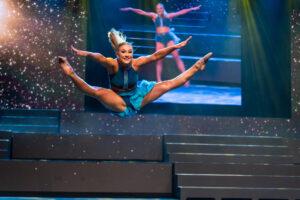Gracie Kay Nichols performing talent